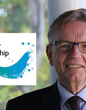 Howard Bamsey announced Chair of GWP