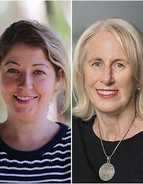 Image: (Left to right) Prof Sharon Friel, Dr Belinda Townsend, Hon Prof Fran Baum, Dr Jensen Sass