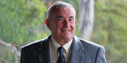 Image: Emeritus Professor Peter Grabosky (RegNet)