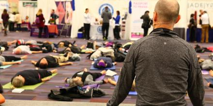 Yoga Vancouver Conference and Show 2012
