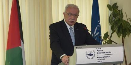 ICC welcomes Palestine as a new State Party