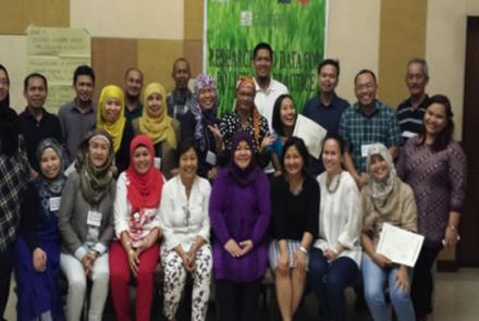 National Commission on Muslim Filipinos group photo