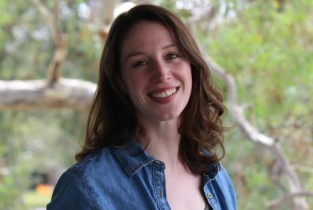 Image: Lisa Buffinton (RegNet MPhil Student)