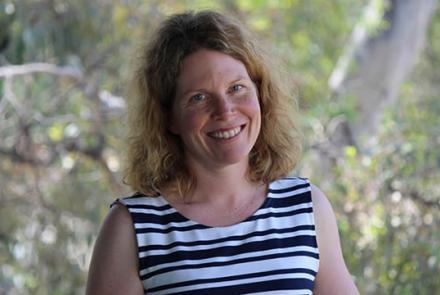 Image: Associate Professor Miranda Forsyth (RegNet)