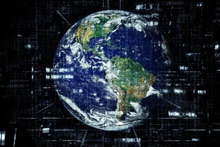 Globa Image: Pete Linforth Pixabay under Pixabay License