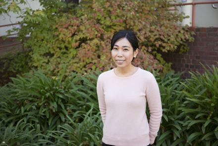 Image: Associate Professor Mai Sato (RegNet)