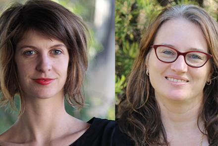Image: Gemma Carey and Cynthia Banham (RegNet)