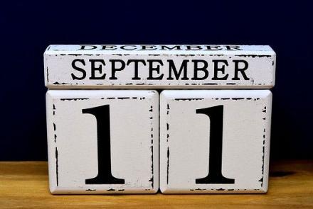 Calendar showing September 11. Image by Alexas_Fotos from Pixabay under Pixabay Licence