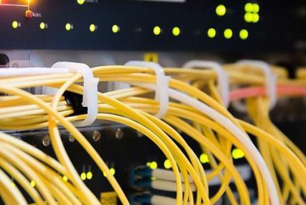 Internet cables Image by Michal Jarmoluk from Pixabay under Pixabay Licence