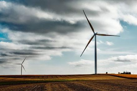 Wind energy - Image by Free-Photos from Pixabay under Pixabay License