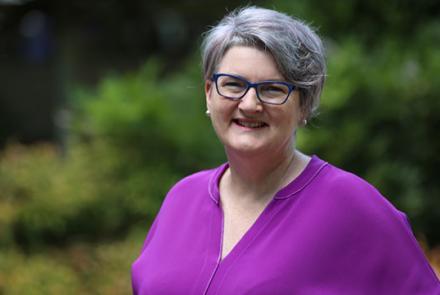 Image: Professor Veronica Taylor (RegNet)