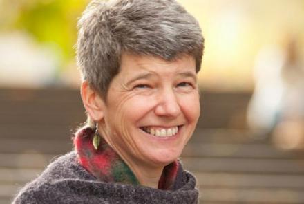Image: Honorary Professor Fiona Haines (RegNet)