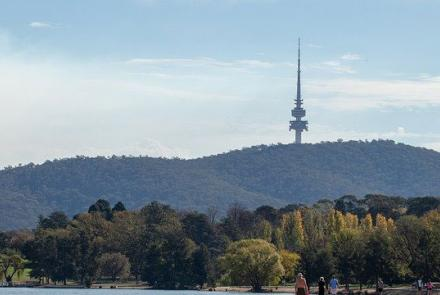 Tesla Tower Canberra Image by Squirrel_photos from Pixabay