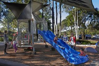 Playground- Image Credit: Brisbane City Council, Flickr