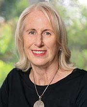 Image: Honorary Professor Fran Baum (RegNet)