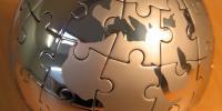 image of globe puzzle