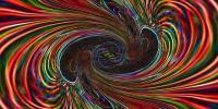 Abstract image of swirls