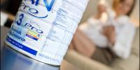Image of infant milk formula can