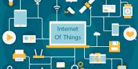 internet of things - multiple connected devices