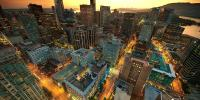 Image of downtown Vancouver, Canada