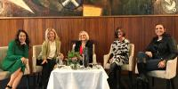 Panelists of  'The Future of Food' at the 2018 ANU Future Shapers Forum