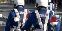 Image: Japanese Motorcycle police by nWevurski Flickr under CC By 2.0