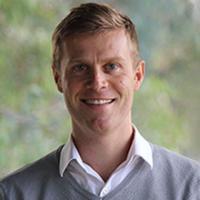 Image: Associate Professor Christian Downie (RegNet)