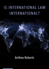 Book cover showing a connected map of the world