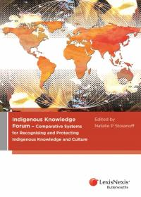 Image: Indigenous Knowledge Forum Book Cover