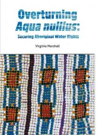 Image: Overturning Aqua nullius Book Cover