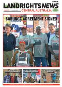 Land Rights News- Northern Edition, August 2018_cover