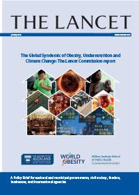 Lancet Report- Policy Brief cover