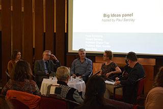 Panel during Big Ideas